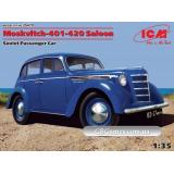 ICM35479  Moskvitch 401-420 Saloon, Soviet passenger car