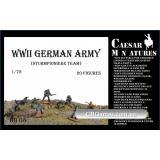 Подразделение немецкой армии ВОВ (CMHB08) Масштаб:  1:72