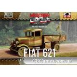Польский грузовик Fiat 621 (FTF017) Масштаб:  1:72