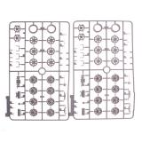 Полугусеничный тягач Sd. Kfz. 7/1 2cm Flakvierling 38w (DRA6533) Масштаб:  1:35