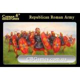 Republican Roman Army (Римская республиканская армия) (CMH045) Масштаб:  1:72