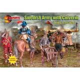 Шведская армия (Тридцатилетняя война) (MS72031) Масштаб:  1:72