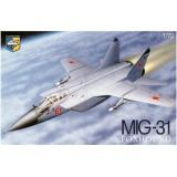 Советский перехватчик МиГ-31Б (KO7209) Масштаб:  1:72
