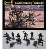 Современная немецкая армия (бундесвер) (CMH062) Масштаб:  1:72