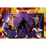 Спортсмены (набор №2) (CMHB20-02) Масштаб:  1:72
