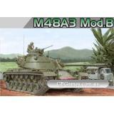 Танк M48 A3 Mod. B (DRA3544) Масштаб:  1:35