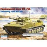 Танк PT-76B (EE35171) Масштаб:  1:35