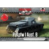 Танк PzKpfw I Ausf.B (FTF008) Масштаб:  1:72