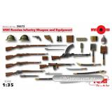 ICM35672  WWI Russian Infantry weapon and equipment