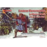 Восточные наемники в  зимней одежде (Тридцатилетняя война) (MS72075) Масштаб:  1:72