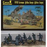 Вторая мировая война: немецкий Африканский корпус (CMH070) Масштаб:  1:72