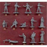 Вторая мировая война: партизанские отряды в Европе (CMH056) Масштаб:  1:72