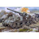 155-мм самоходная пушка М12