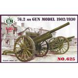 76,2 мм пушка образца 1902/1930г (UMT625) Масштаб:  1:35