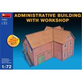 MA72021  Administrative Building with Workshop