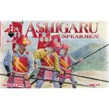 Ashigaru (Spearmen) (RB72007) Масштаб:  1:72