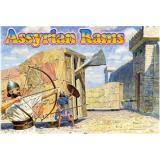Assyrian rams (ORI72022) Масштаб:  1:72