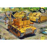 БРЭМ Bergepanzerwagen III Ausf. J (MW7255) Масштаб:  1:72