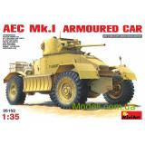 MA35152  AEC Mk 1 Armoured Car