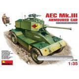 MA35159  AEC Mk 3 Armoured Car