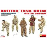 MA35121  British Tank Crew (Winter Uniform)