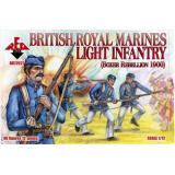 British Royal Marines Light Infantry (Boxer rebellion 1900) (RB72022) Масштаб:  1:72