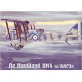 RN432  de Havilland DH4 w/RAF3a engine