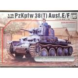 Чешский танк Pz.Kpfw. 38(t) Ausf. E/F (PAN-PH16001) Масштаб:  1:16