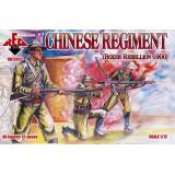 Chinese Regiment, Boxer Rebellion 1900 (RB72032) Масштаб:  1:72