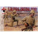 Colonial British Army, 1890 (RB72003) Масштаб:  1:72