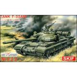 MK222  T-55AM Soviet main battle tank