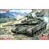 Cоветский боевой танк Т-64 БB (MK205) Масштаб:  1:35