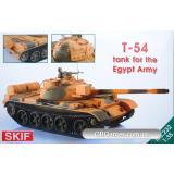 MK232  T-54 Egyptian Army tank (Бронетехніка)