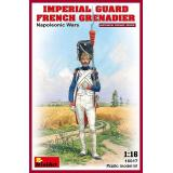 MA16017  Imperial Guard French Grenadier. Napoleonic Wars.