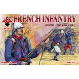 French infantry, Boxer Rebellion 1900 (RB72027) Масштаб:  1:72