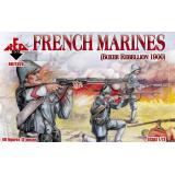 French marines, Boxer Rebellion 1900 (RB72026) Масштаб:  1:72
