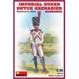 MA16018  Imperial guard Dutch grenadier. Napoleonic Wars.