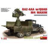 MA35177  GAZ-AAA w/quad M4 Maxim