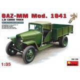 MA35130  GAZ-MM  Mod. 1941 1.5t Cargo truck