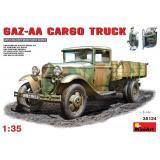 MA35124  GAZ-AA Сargo truck