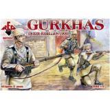 Гуркхи, Ихэтуаньское восстание 1900 (RB72034) Масштаб:  1:72
