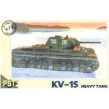 IS-1S WWII Soviet heavy tank (PST72025) Масштаб:  1:72