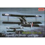 RN407  Sopwith 1½ Strutter comic fighter (Літак)