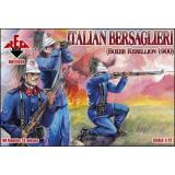 Italian Bersaglieri, Boxer Rebellion 1900 (RB72030) Масштаб:  1:72