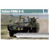 Итальянский БТР PUMA 6X6 AFV (TR05526) Масштаб:  1:35