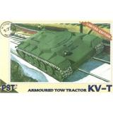 KV-T Soviet armored tow tractor (PST72038) Масштаб:  1:72