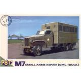 M7 (GMC truck) small arms repair (PST72057) Масштаб:  1:72