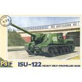 Масштабная модель самоходной артиллерийской установки ИСУ-122 (PST72005) Масштаб:  1:72
