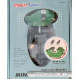 Мини тиски со струбциной (MTS08503)