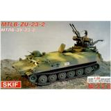 MK229  MT-LB with ZU-23-2